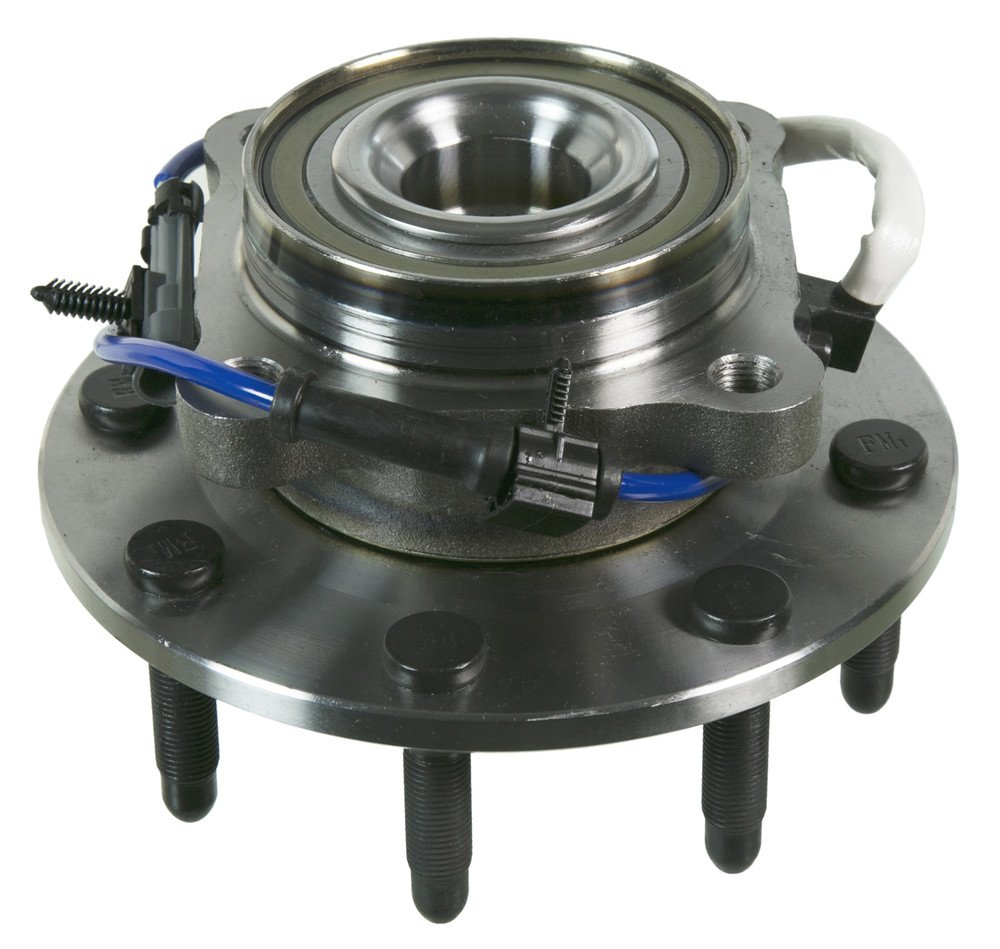 Note: 4WD 2005 fits Hummer H2 Front Wheel Bearing and Hub Assembly - Two Bearings Included with Two Years Warranty Left and Right