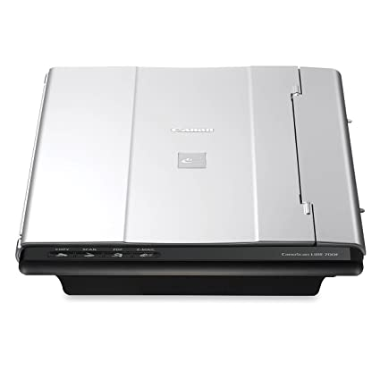 CANON CANOSCAN LIDE 700F FLATBED SCANNER WINDOWS 10 DRIVER