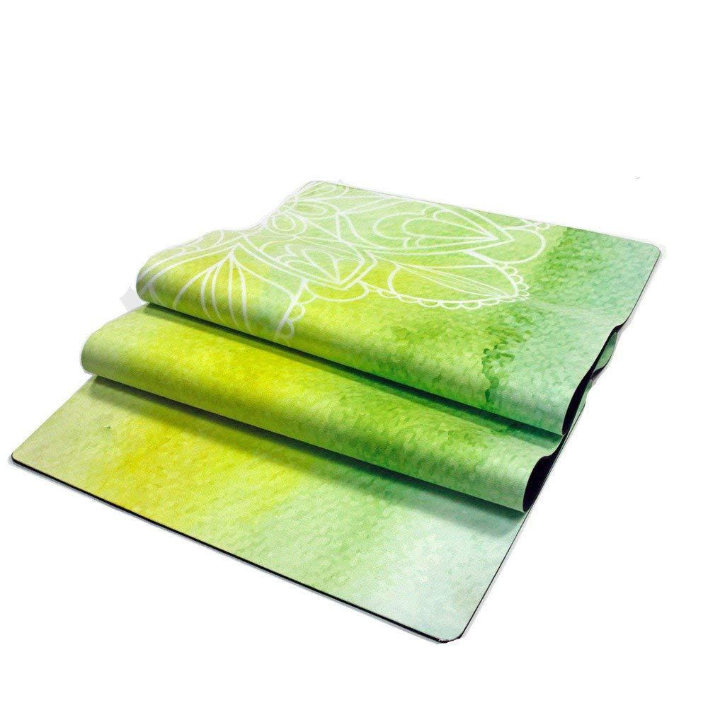 FORTR Home Rutschfeste Multifunktions-Gummi-Yoga-Matte 0,35 Mm Umweltschutz Fitness-Matte