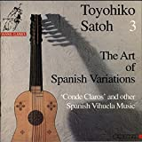 The Art of Spanish Variations %2D Music