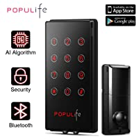 Deals on PopuLife V4 Smart Keyless Entry Deadbolt