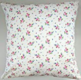 LIMITED EDITION Cushion Cover in Cath Kidston Hankie Rose 16'