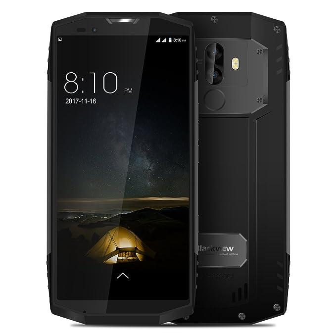 2 opinioni per Robusto telefono cellulare Blackview BV9000 Pro Dual SIM Smartphone 4G sbloccato