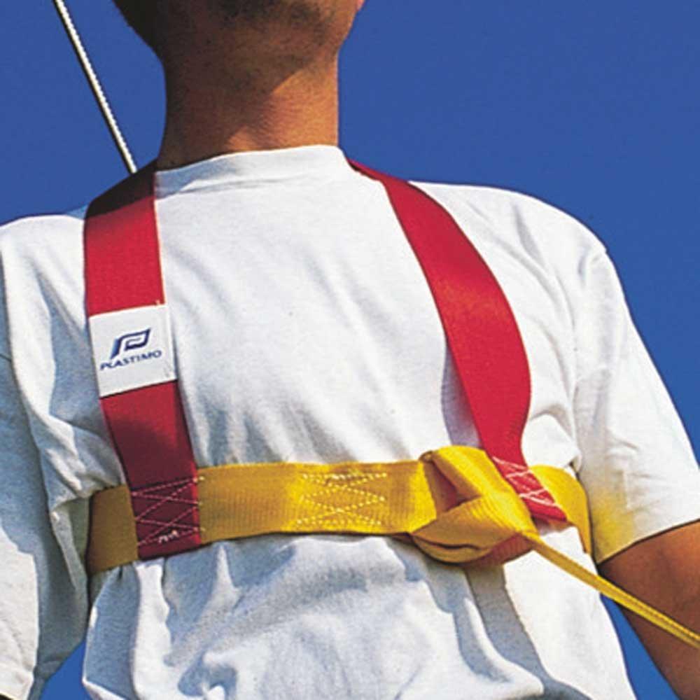 PLASTIMO Harnais fixe + Longe 1 mousqueton: Amazon.es: Deportes y ...