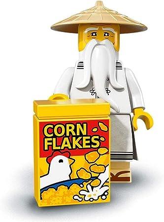 Amazon.com: LEGO Ninjago Película Minifigures Series 71019 ...