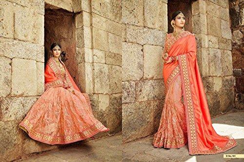 Wedding Party Wear Women Party Wear Latest Sari Ethnic Designer Hijab Indian Saree 8821 jSCSJmLN