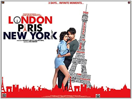 London Paris New York kannada movie full download