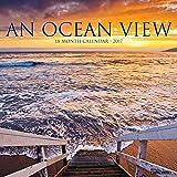 Ocean View 2017 Wall Calendar
