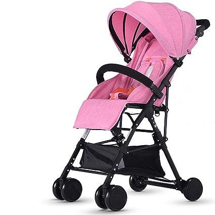 Cochecito de bebé Paisaje alto puede sentarse Sombrilla ...