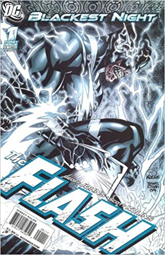 Blackest Night Flash 1 Geoff Johns Amazon Books