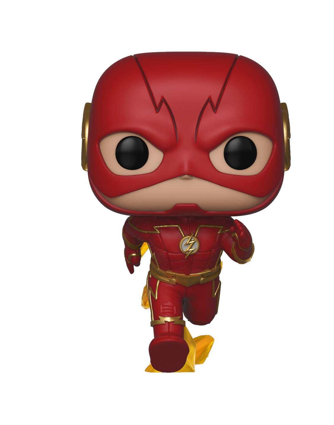 Funko Pop Television: The Flash - Flash Collectible Figure, Multicolor 32116