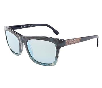 Gafas de sol polarizadas Diesel DL0120 C54 52B (dark havana ...