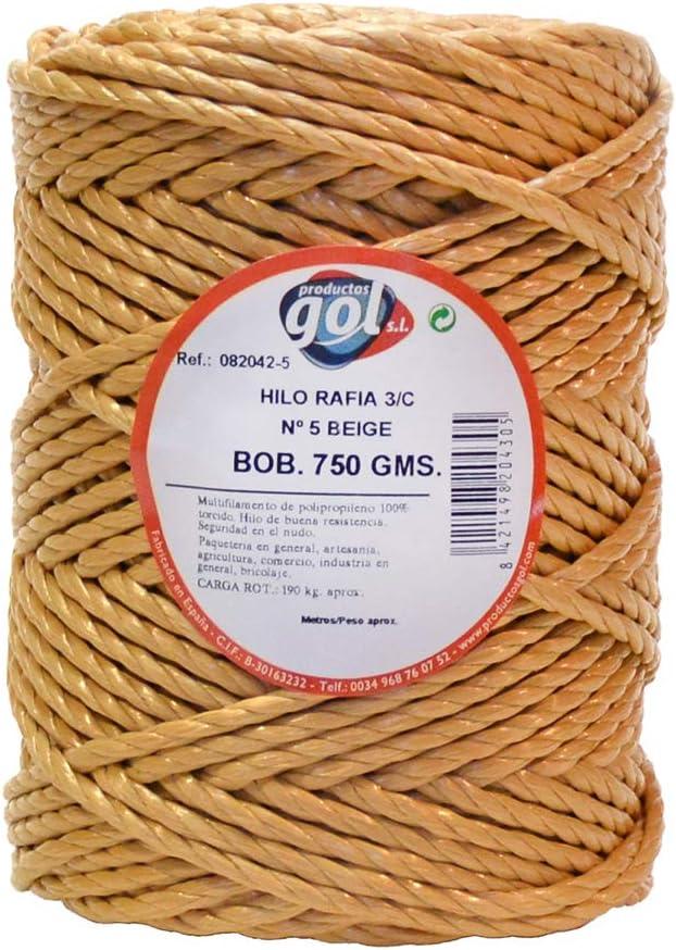 Gol 82042-5 Raffia Rope