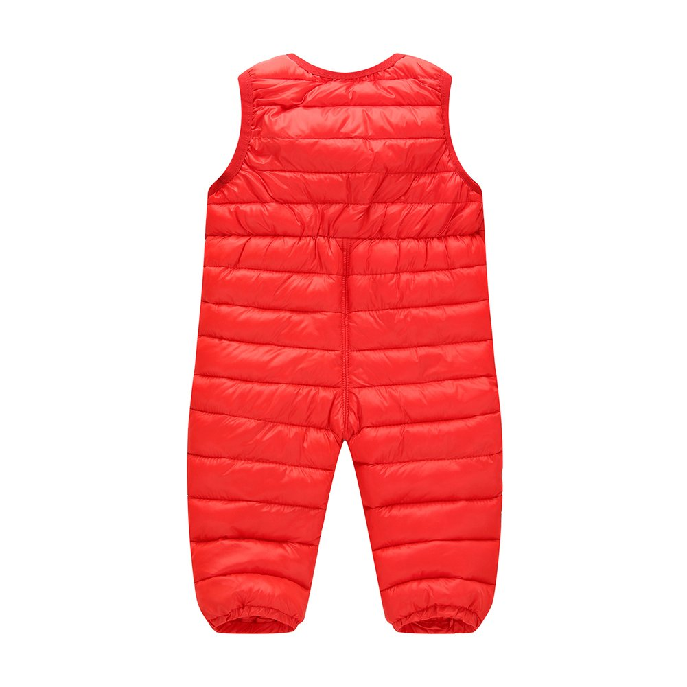 M& A Baby Boys Girls Snow Bibs Winter Down Pants
