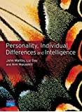Online Course Pack: Physiology of behaviour: International edition/Social Psychology /personality, individual differnces and intelligence/ onekey ... Individual Differences and Intelligence