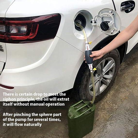 2M Coche Combustible de Gas Bomba Gasolina Gasoil Líquida ...