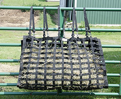 Derby Originals X-Large Supreme 4 Sided Slow Feed Hay Bag Patented 1 Year Warranty by Derby Originals (Image #1)