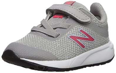 9e2a82f6 New Balance Kids' 455v2 Hook and Loop Running Shoe