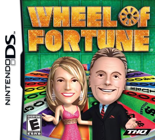 Wheel Of Fortune - Nintendo DS by THQ