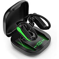 Wireless Earbuds Sports Chstarina Bluetooth 5.1 Earbuds IP7 Waterproof Wireless Headphones with Charging Case Ear Hook…