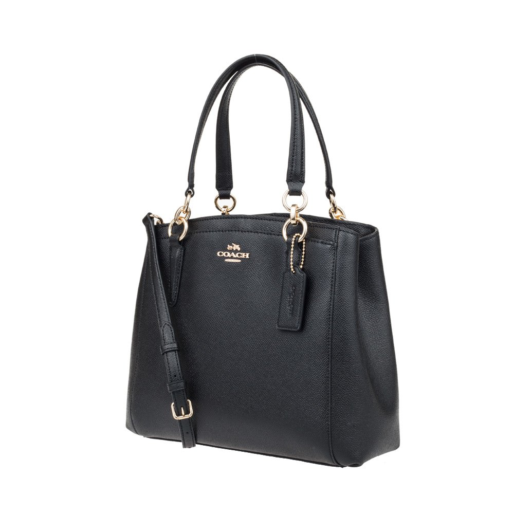 5f60bf126ceef7 COACH Crossgrain Leather Minetta Crossbody Shoulder Bag: Handbags:  Amazon.com