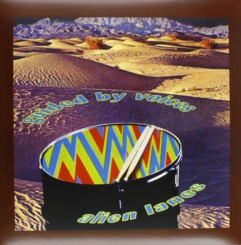 Vinilo : Guided by Voices - Alien Lanes (LP Vinyl)