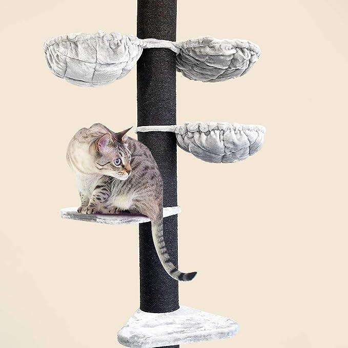 MOUHIV 6MM Jute Corde pour r/éparation et Remplacement de Chat Scratch Pilier Tuyau//Escaliers//Pneu Emballage Accueil D/écoration Beige 6MM*10M Rayure Arbre Chat Rayure Tampon//Tapis//Botteur Jouet