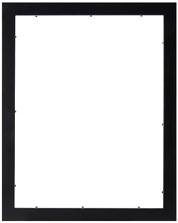 Amazoncom Arttoframes 14x18 Inch Black Picture Frame