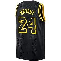 Camiseta de Baloncesto para Hombre -#24 Kobe Bryant