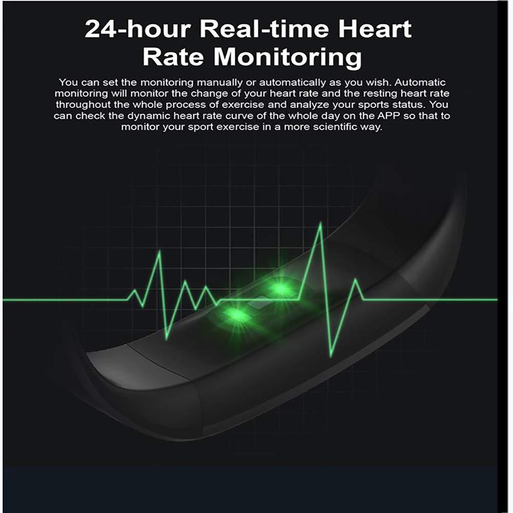 Shiyuboss Reloj Inteligente Health & Fitness, Ip68 Super ...