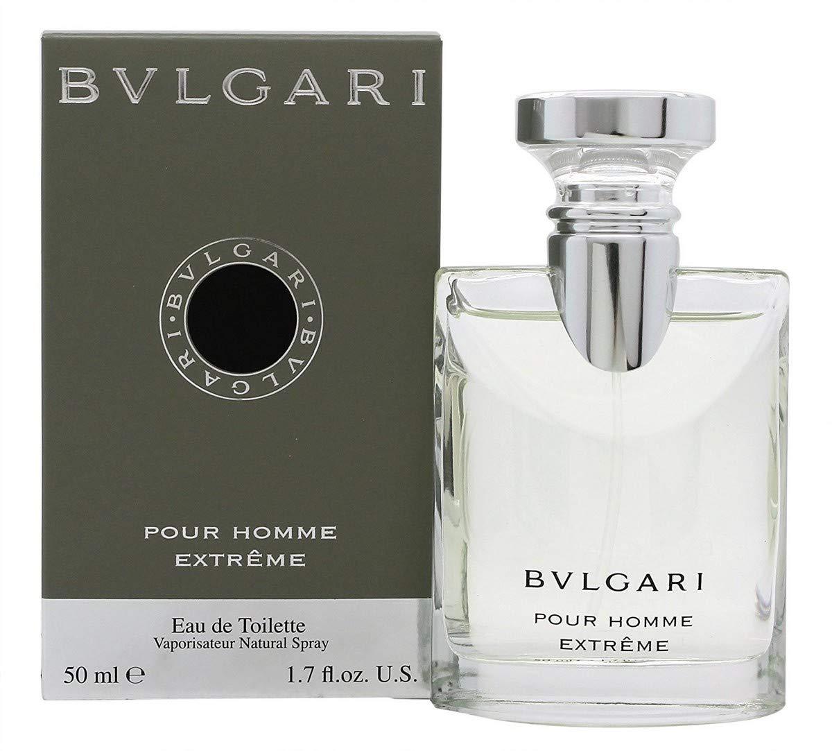 BULGARI, Extreme Profumi Uomo Eau de Toilette Spray 50 Ml 126460 0783320833205 sku_-50 ml