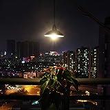 Lixada Solar Pendant Light Classical E27 LED