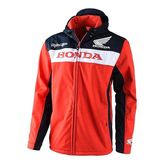 Chaqueta Troy Lee Designs Honda Honda Wing Tech Rojo (M , Rojo)
