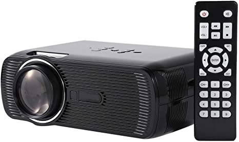 ALWAYZZ BL-80 Full HD Projector 1200 Lumen 800X 480Dpi HDMI LED ...