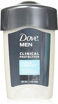 Dove Men+Care Clinical Antiperspirant Deodorant Stick (1.7-oz)