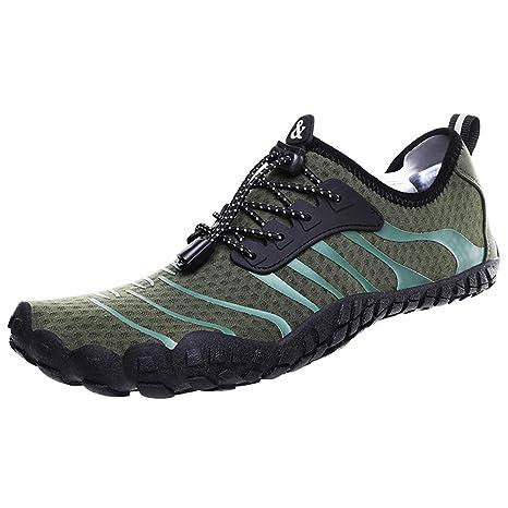 WIFIS Zapatillas De Agua para Hombre para Mujer Zapatillas ...