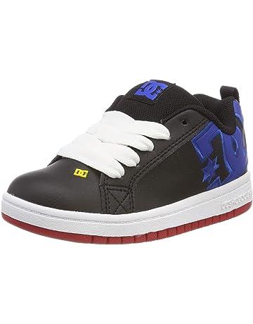 6b9dfe5be12135 DC Shoes Court Graffik, Scarpe da Skateboard Bambino