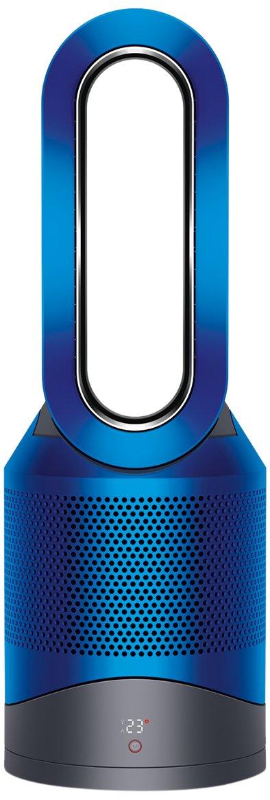 ダイソン 空気清浄機能付 ヒーター dyson Pure Hot + Cool Link HP03IB アイアン/ブルー B06XYG6S4G  アイアン/ブルー