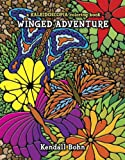 Winged Adventure: a KALEIDOSCOPIA coloring book