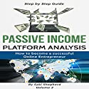 Passive Income: How to Become a Successful Online Entrepreneur Audiobook by Sabi Shepherd Narrated by Mike Norgaard