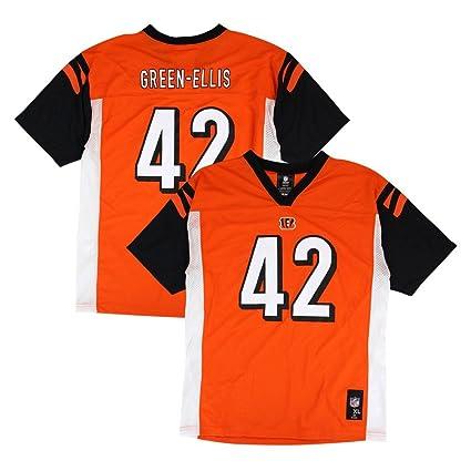 af51ce2f8 Image Unavailable. Image not available for. Color  Outerstuff BenJarvus  Green-Ellis NFL Cincinnati Bengals Mid Tier Replica ...