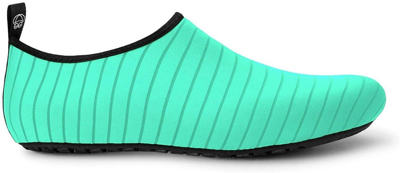 Zapatos de Agua Mujer Zapatillas Ligeros de Secado R/ápido para Swim Beach Surf Yoga Aqua Shoes Escarpines Hombres Mujer Ni/ños