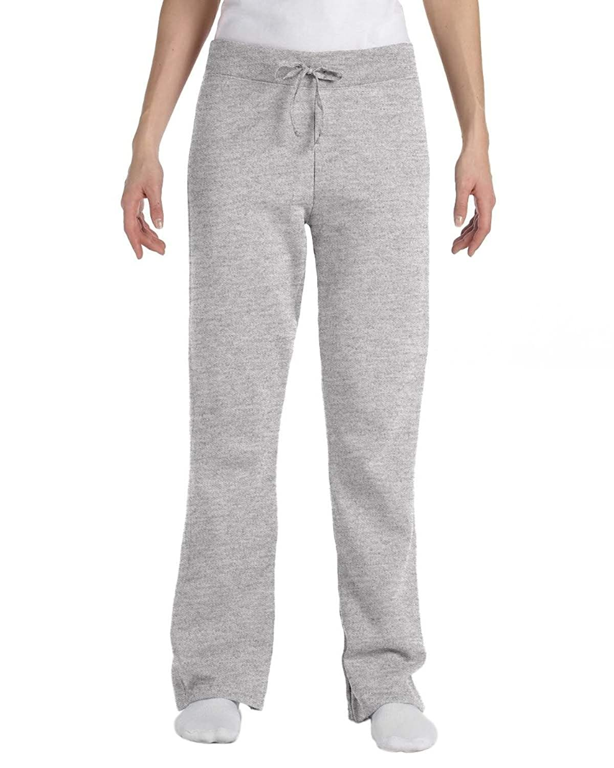 HN LAD 8OZ 80/20 FLEECE PANT (LIGHT STEEL) (2XL)