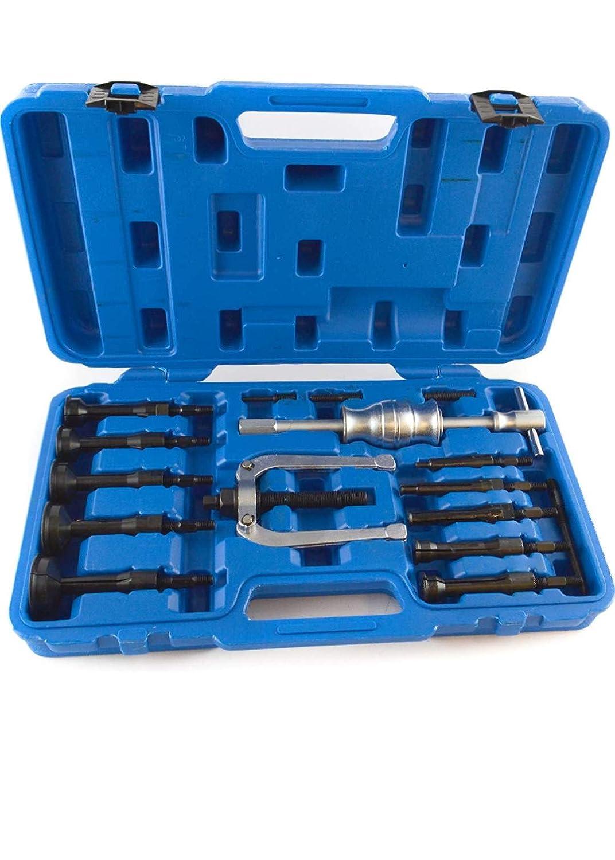 Extracteur Extracteur de roulement inté rieur Suppression d'extraction aveugle Set 16pcs Bergen AB Tools