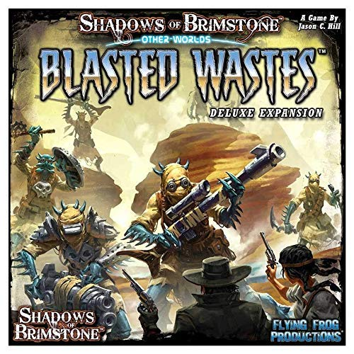 Shadow Deluxe Storm (Flying Frog Productions Shadows of Brimstone: Blasted Wastes - Deluxe)