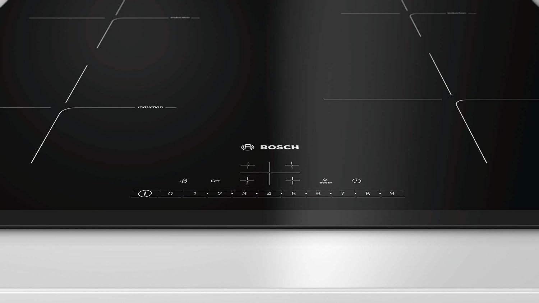 Bosch Serie 6 PIE631FB1E Integrado Zone induction hob Negro ...