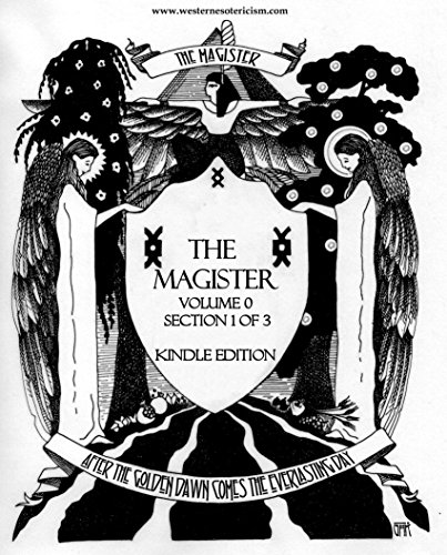 The Magister: Volume 0 Part 1 of 3 by [Katz, Marcus]