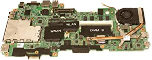 Genuine Dell M370P 0M370P Latitude XT2 1.4GHz Tablet Laptop Notebook Motherboard Logic Main System Board Compatible Part Numbers: M370P, 0M370P