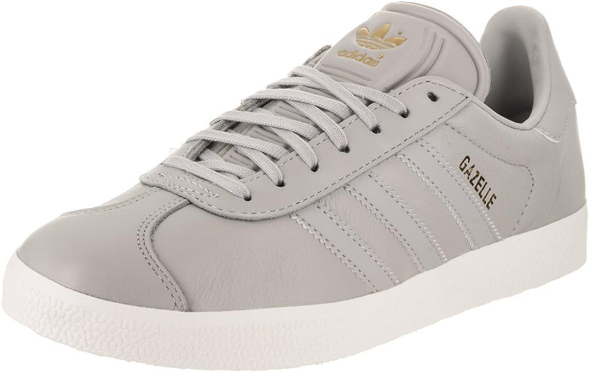Grey/Gold Metallic Sneakers 8.5