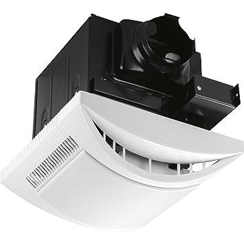 progress lighting pv021 30wb bath exhaust fan white bathroom fans rh amazon com